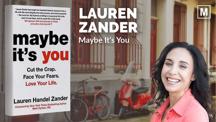 Maybe It's You by Lauren Zander