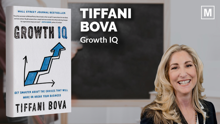 Growth IQ by Tiffani Bova
