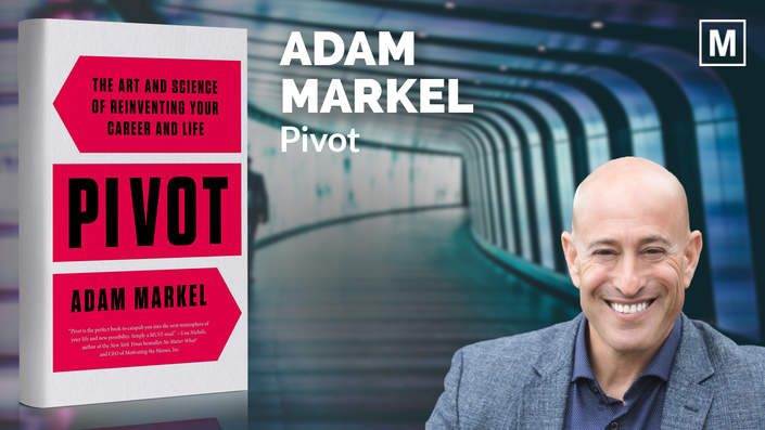 Pivot by Adam Markel