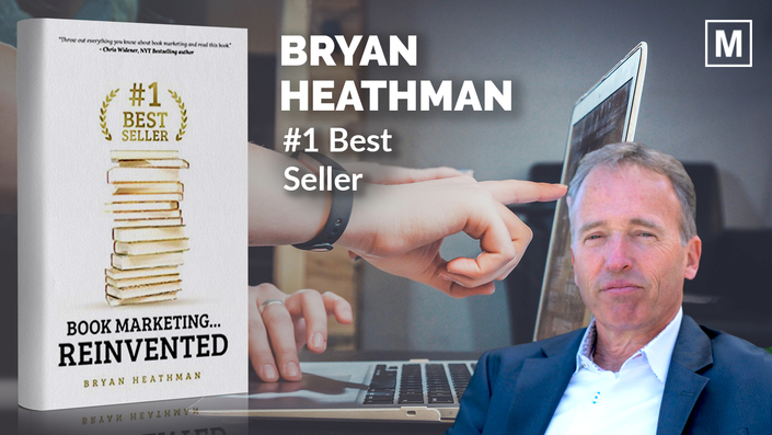 Number 1 Best Seller by Bryan Heathman