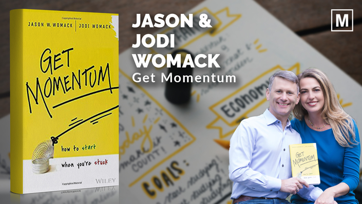 Get Momentum By Jason and Jodi Womack