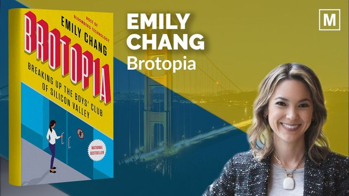 Brotopia by Emily Chang