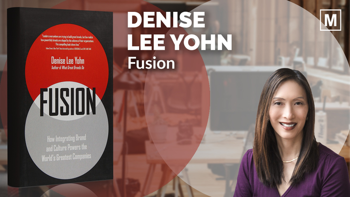 Fusion by Denise Lee Yohn