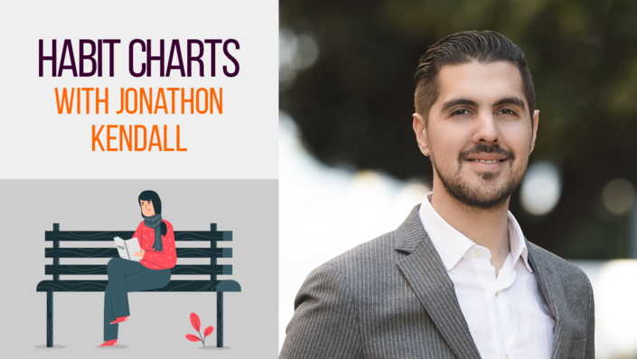 Habit Charts with Jonathon Kendall