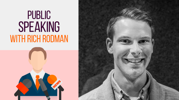 Public Speaking with Rich Rodman