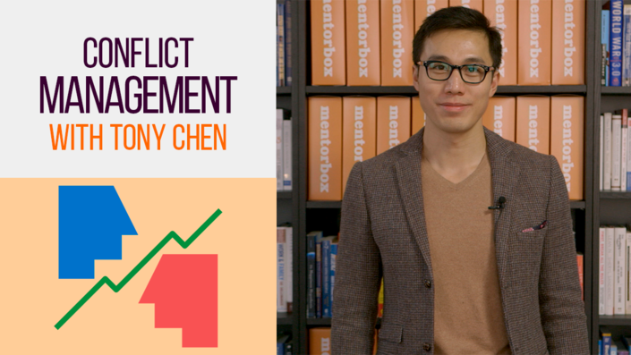 Conflict Management with CEO Tony Chen