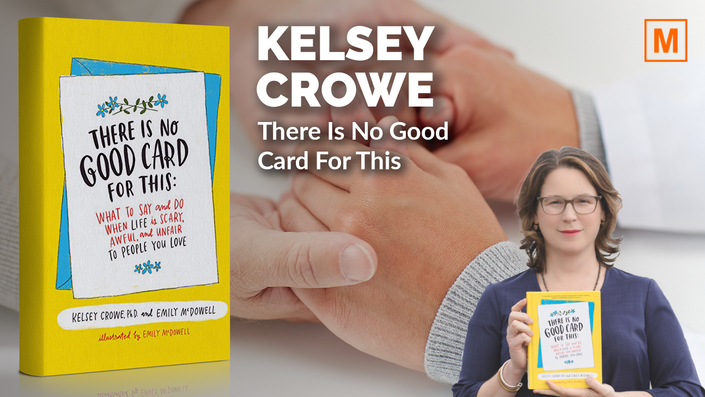 There's No Good Card for This by Kelsey Crowe