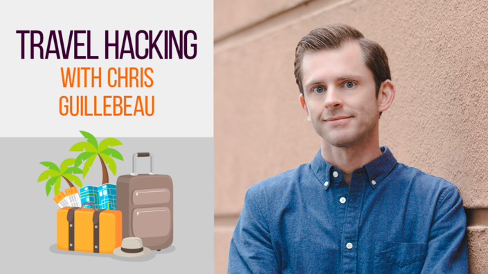 Travel Hacking with Chris Guillebeau