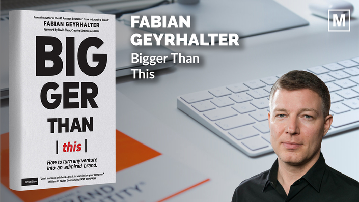 Bigger Than This by Fabian Geyrhalter
