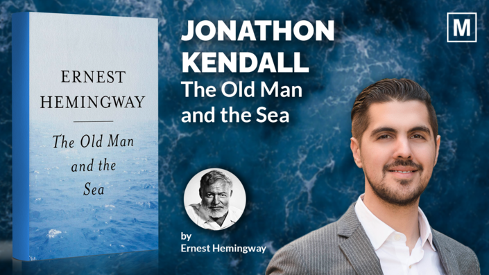 How to Be Iron-Willed: The Old Man and the Sea by Ernest Hemingway