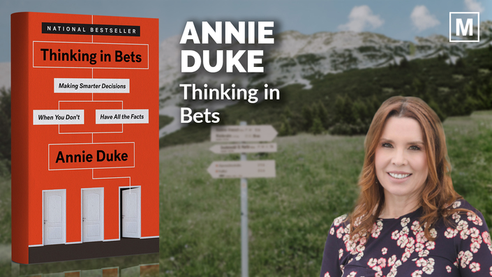 Poker 101 with Annie Duke