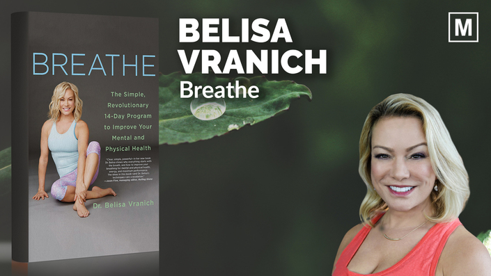 For Kids: The Belly Breath by Dr. Belisa Vranich