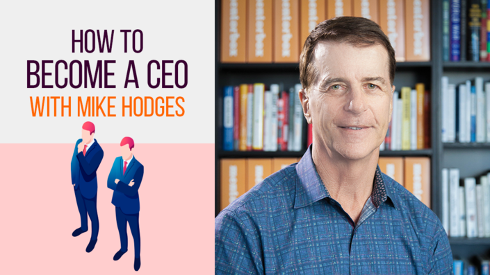 CEO Mindset: How to become a CEO