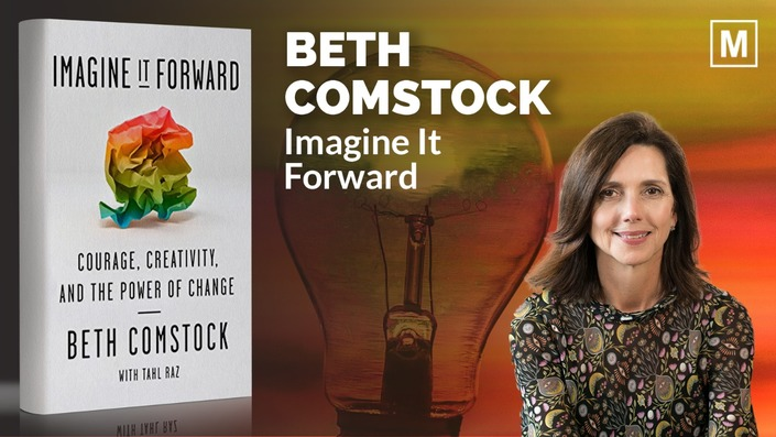 Imagine It Forward by Beth Comstock