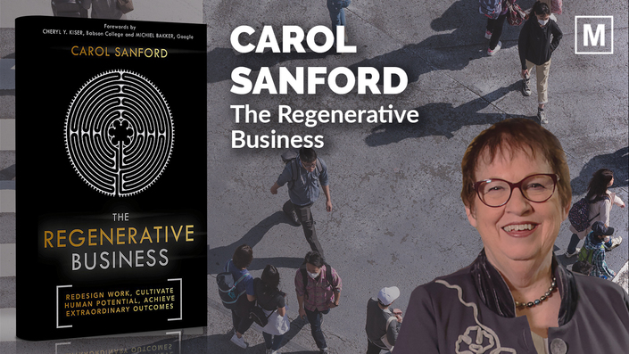 The Regenerative Life by Carol Sanford