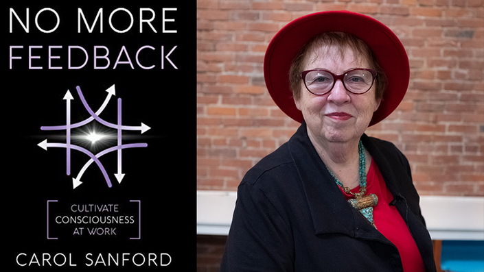 No Feedback by Carol Sanford