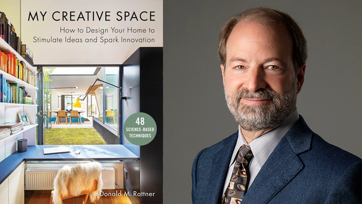 My Creative Space by Donald Rattner