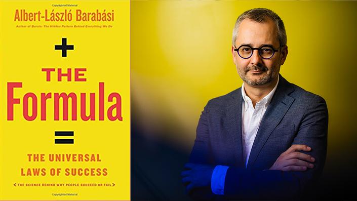 The Formula by Albert-Laszlo Barabasi