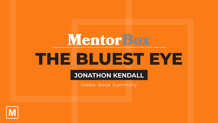 The Bluest Eye with Jonathan Kendall